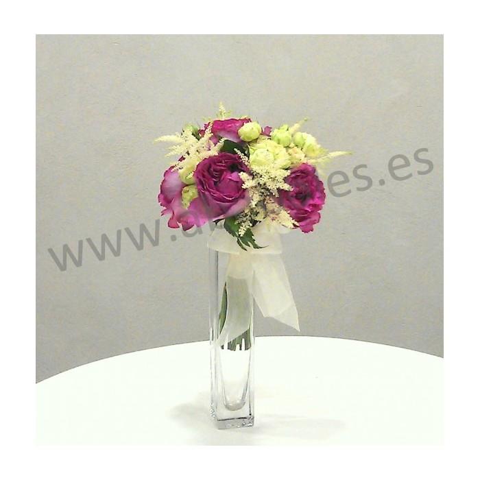 Bouquet de Rosas de Jardín