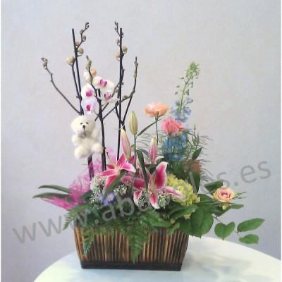 Centro de Orquídeas y Lilium